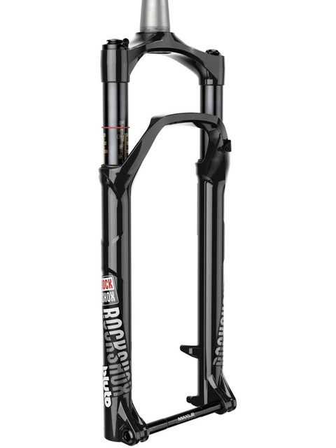 "RockShox Bluto RL Solo Air 26"" Federgabel 100mm Disc tapered 15mm Maxle Lite OneLoc"